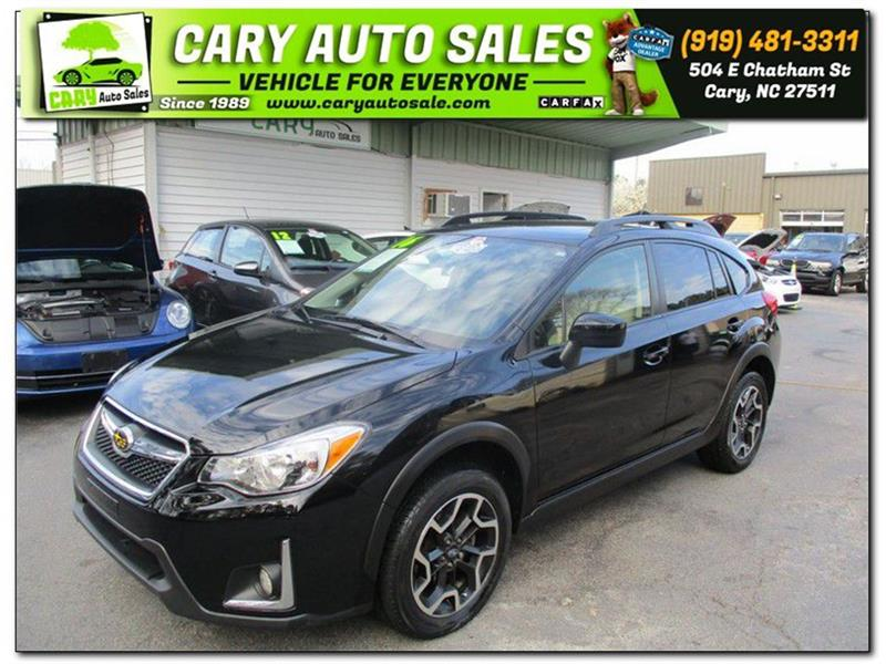 2016 SUBARU CROSSTREK PREMIUM for sale by dealer