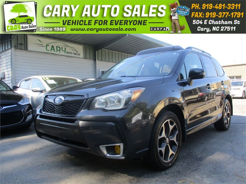 2014 SUBARU FORESTER 2.0XT TOURING for sale by dealer