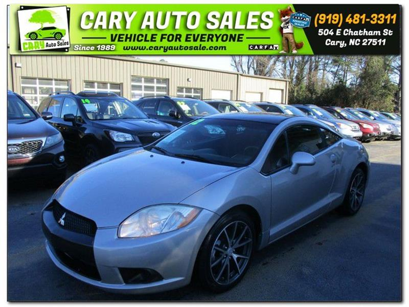 2012 MITSUBISHI ECLIPSE GS SPORT Cary NC