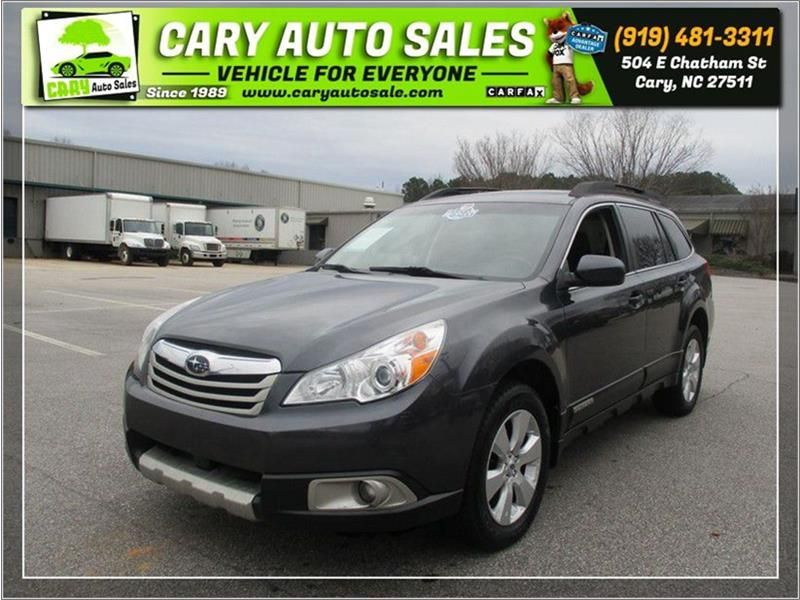 2012 SUBARU OUTBACK 2.5I LIMITED for sale by dealer