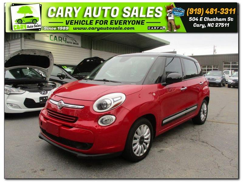 FIAT 500L EASY in Cary