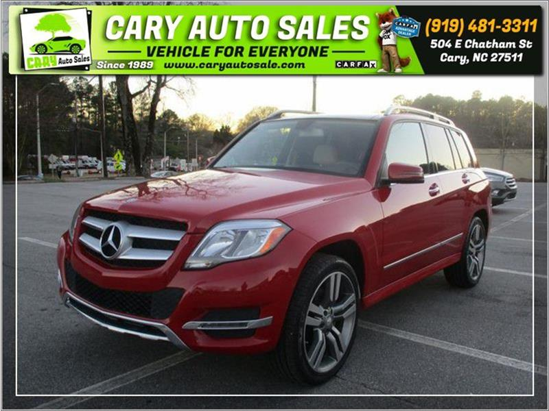 MERCEDES-BENZ GLK 350 in Cary