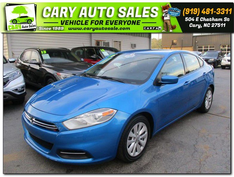 2016 DODGE DART Aero *Ltd Avail* Cary NC