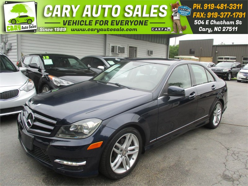 2014 MERCEDES-BENZ C-CLASS C 250 Sport for sale by dealer