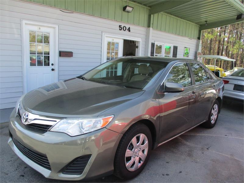 2014 TOYOTA CAMRY LE Cary NC