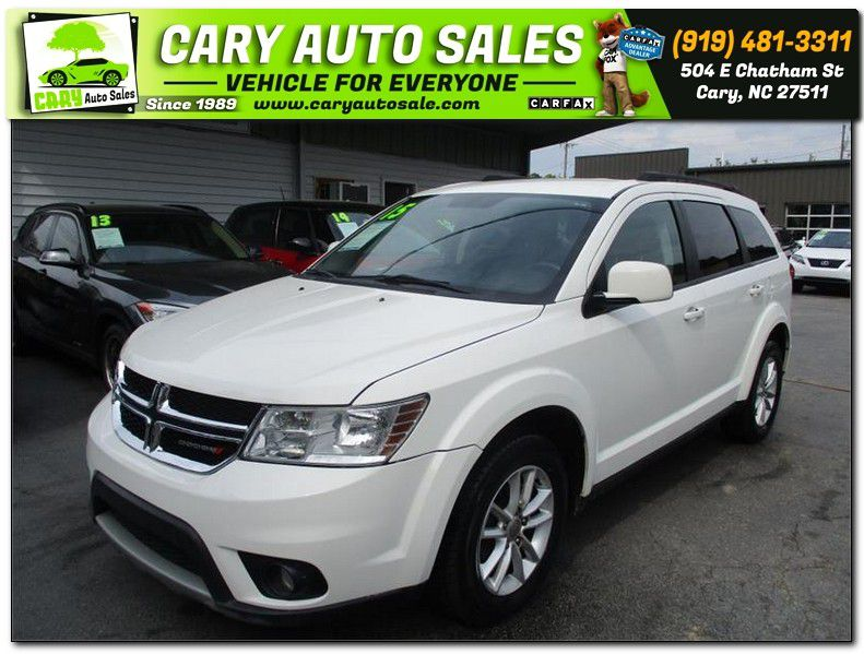 DODGE JOURNEY SXT in Cary