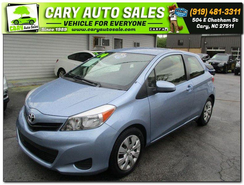 TOYOTA YARIS in Cary