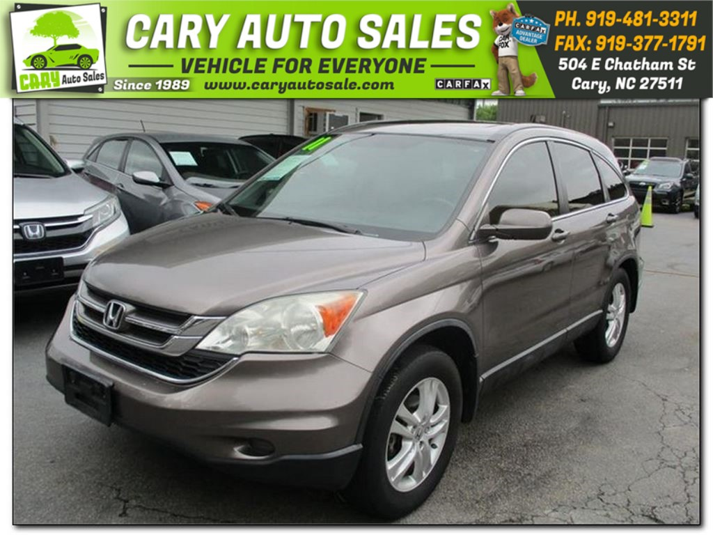 2011 HONDA CR-V EXL for sale by dealer