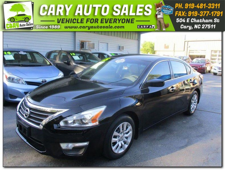 2015 NISSAN ALTIMA 2.5 for sale by dealer