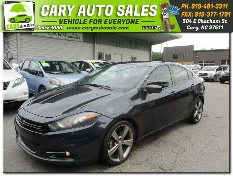 2013 DODGE DART GT for sale by dealer