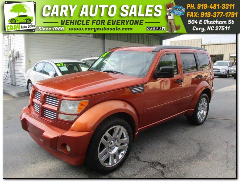 2008 DODGE NITRO R/T for sale by dealer