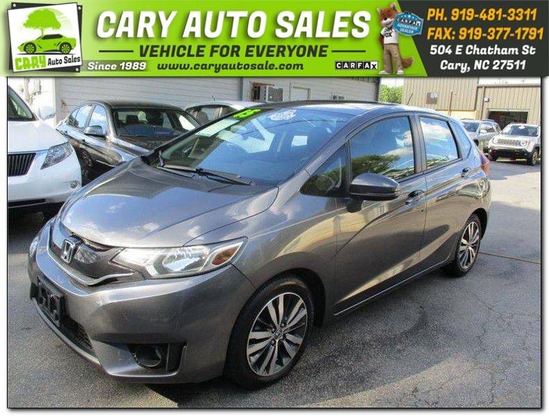 2015 HONDA FIT EX for sale by dealer