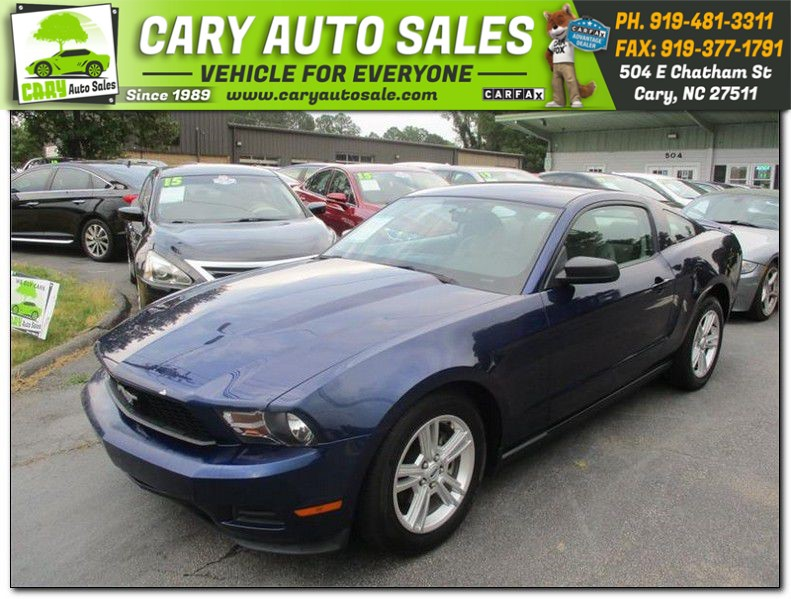 2010 FORD MUSTANG for sale by dealer