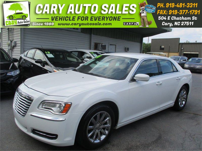 2014 CHRYSLER 300 for sale by dealer
