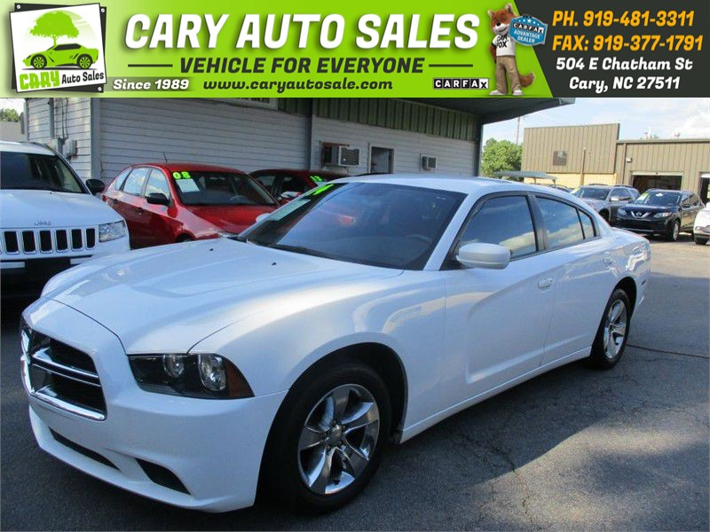 2014 DODGE CHARGER SE for sale by dealer