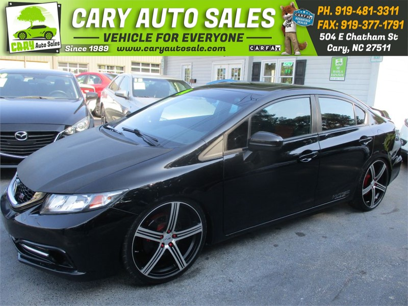 2014 HONDA CIVIC SI SI for sale by dealer