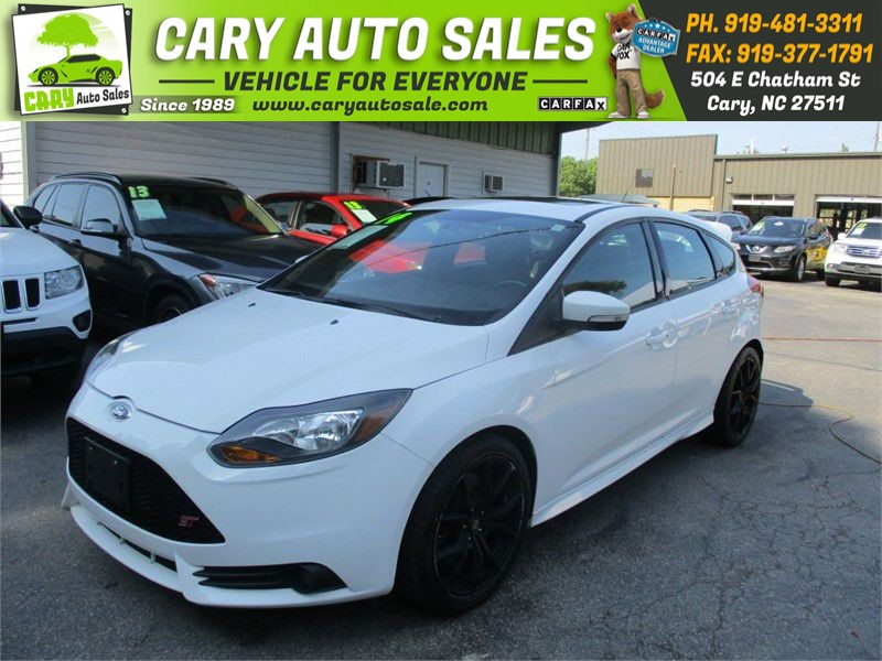 2014 FORD FOCUS ST for sale by dealer