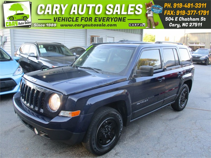 2015 JEEP PATRIOT SPORT for sale by dealer