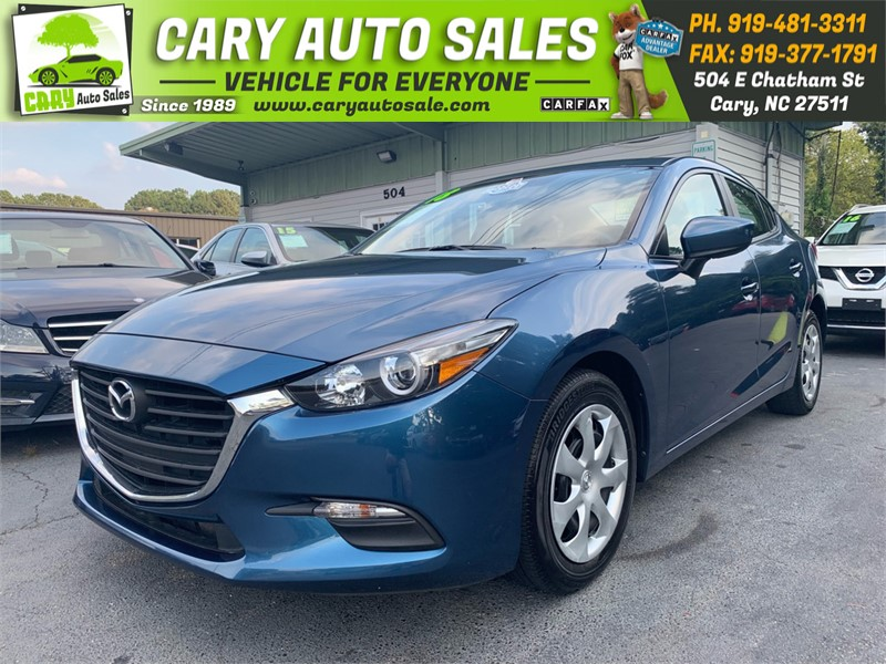 2018 MAZDA 3 SPORT for sale by dealer