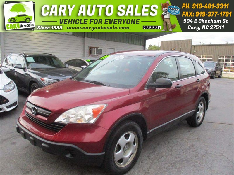 2009 HONDA CR-V LX for sale by dealer