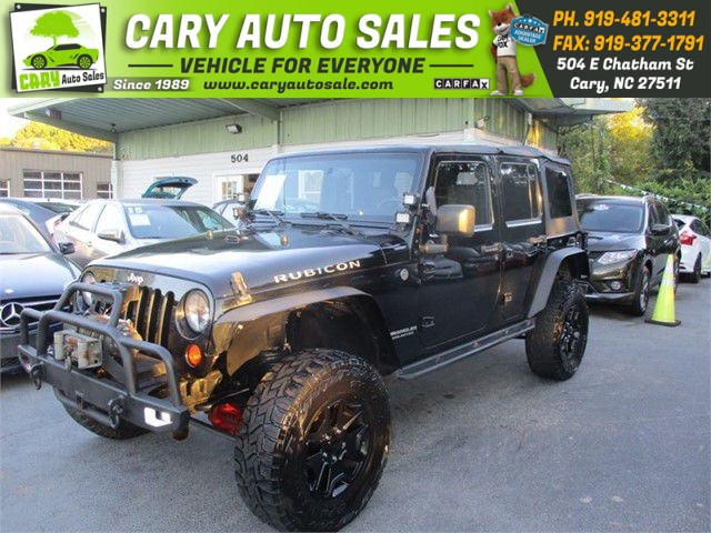 2007 JEEP WRANGLER RUBICON for sale by dealer