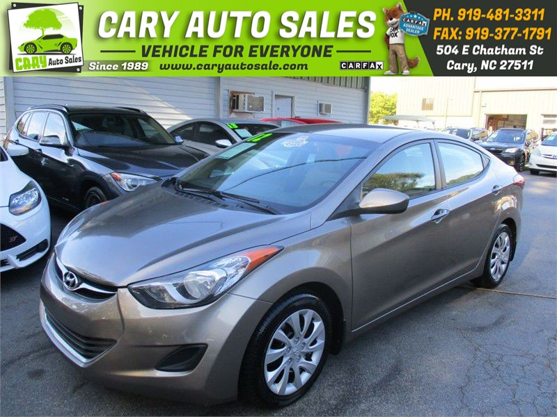 2012 HYUNDAI ELANTRA GLS for sale by dealer