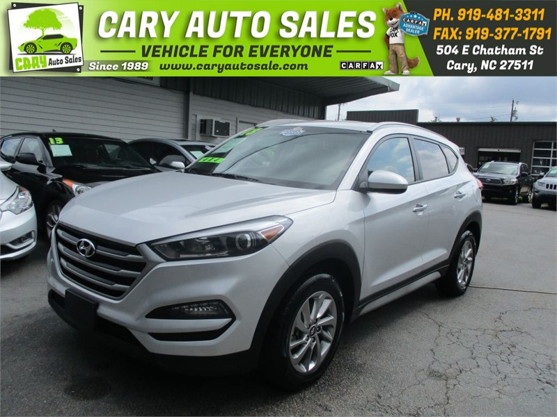 2018 HYUNDAI TUCSON SEL4 for sale by dealer