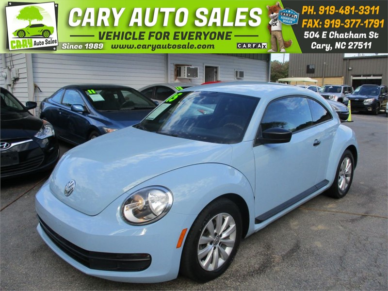 2015 VOLKSWAGEN BEETLE 1.8T for sale by dealer