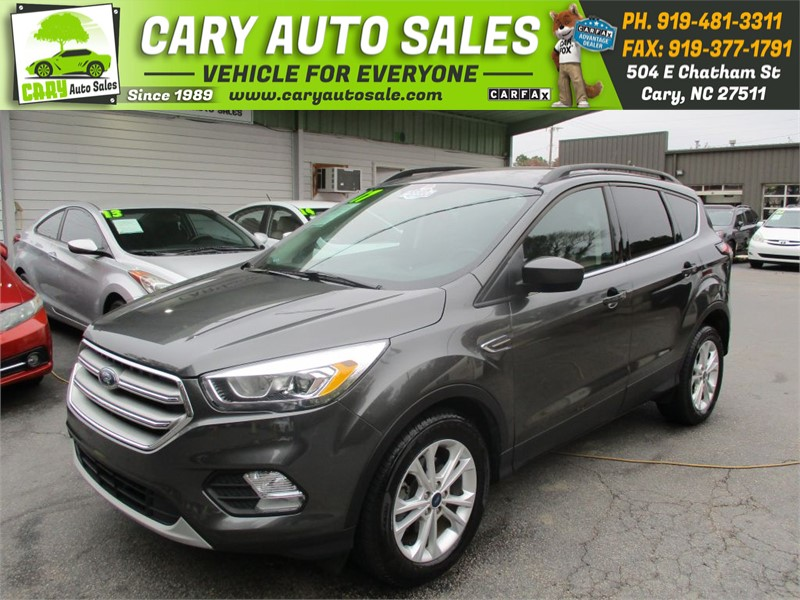 2017 FORD ESCAPE SE for sale by dealer