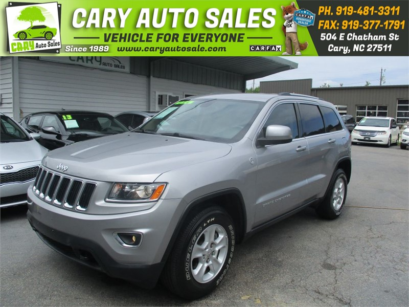 2014 JEEP GRAND CHEROKEE LAREDO TRAILHAWK for sale by dealer