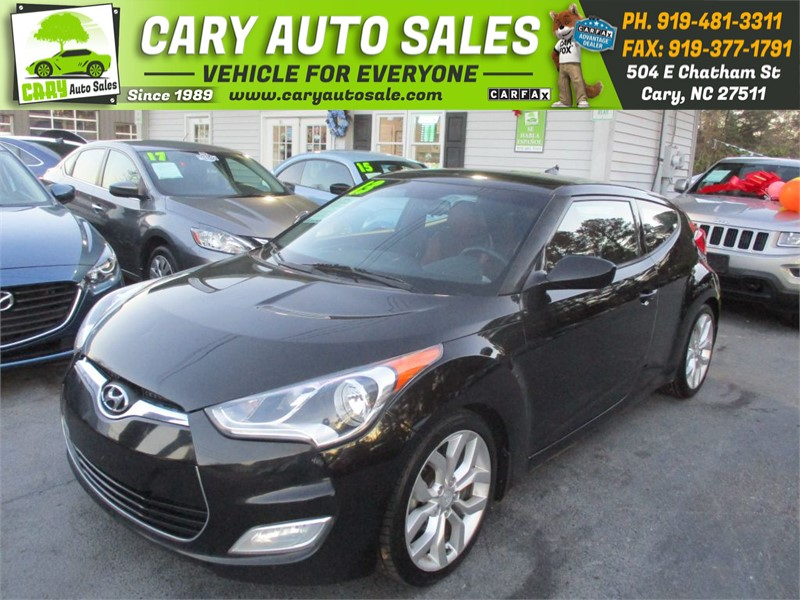 2013 HYUNDAI VELOSTER for sale by dealer