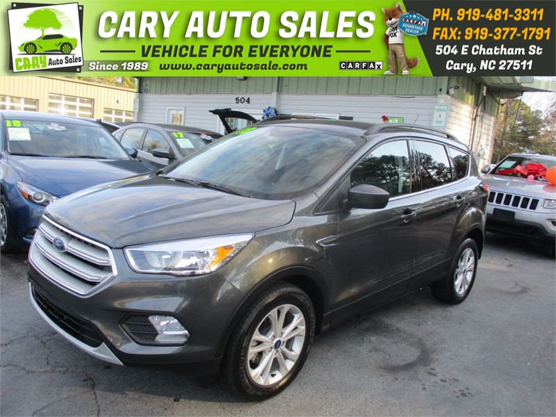2018 FORD ESCAPE SE for sale by dealer