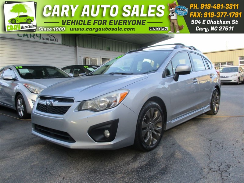2014 SUBARU IMPREZA SPORT PREMIUM for sale by dealer