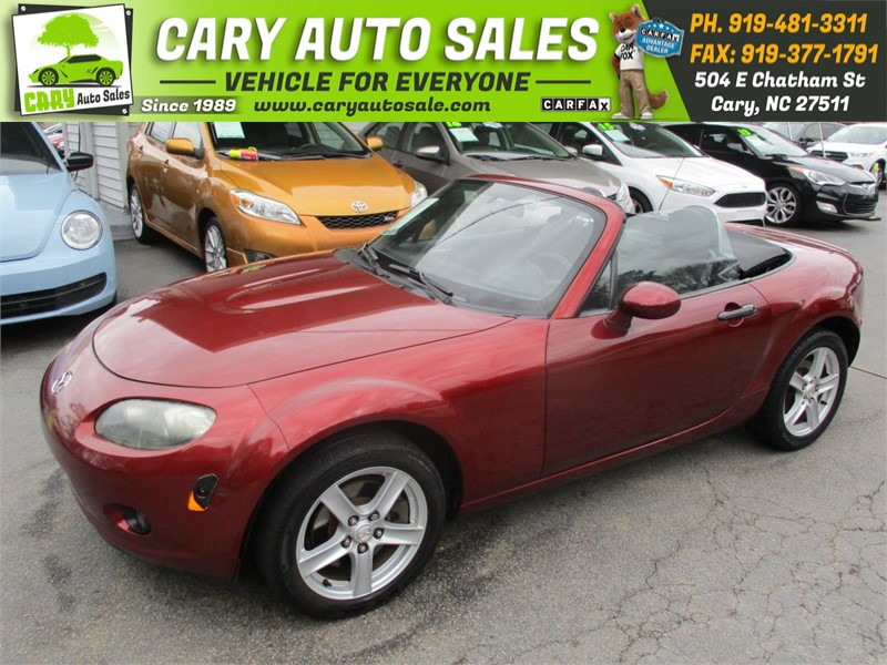 2006 MAZDA MX-5 MIATA Touring for sale by dealer