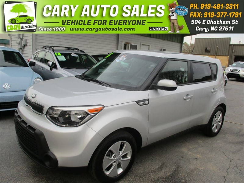 2016 KIA SOUL for sale by dealer