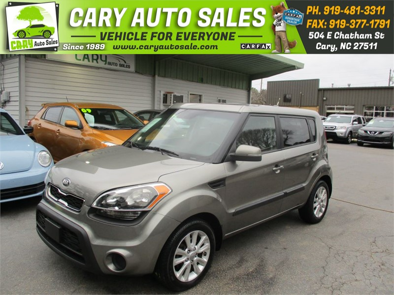 2013 KIA SOUL + for sale by dealer