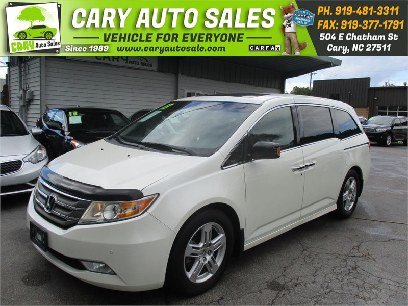 2013 HONDA ODYSSEY TOURING 8 PASSENGERS for sale by dealer