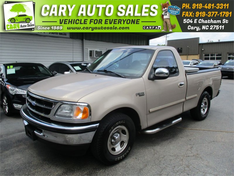 1997 FORD F150 for sale by dealer
