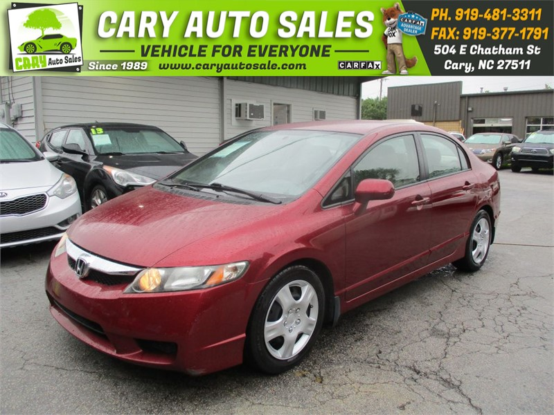 2010 HONDA CIVIC LX for sale by dealer