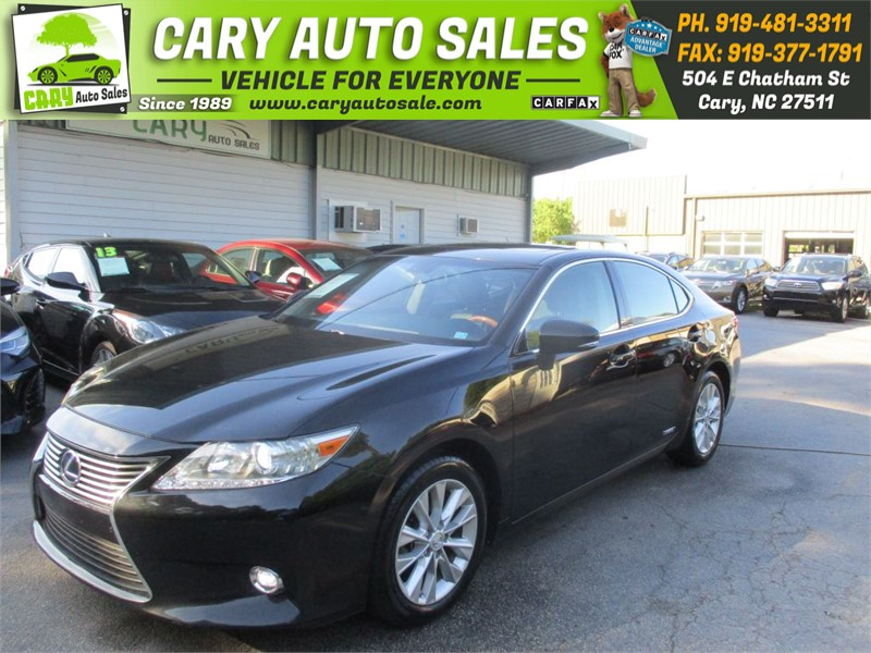 2015 LEXUS ES 300H for sale by dealer