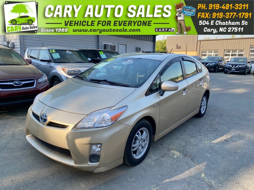 2011 TOYOTA PRIUS II for sale by dealer