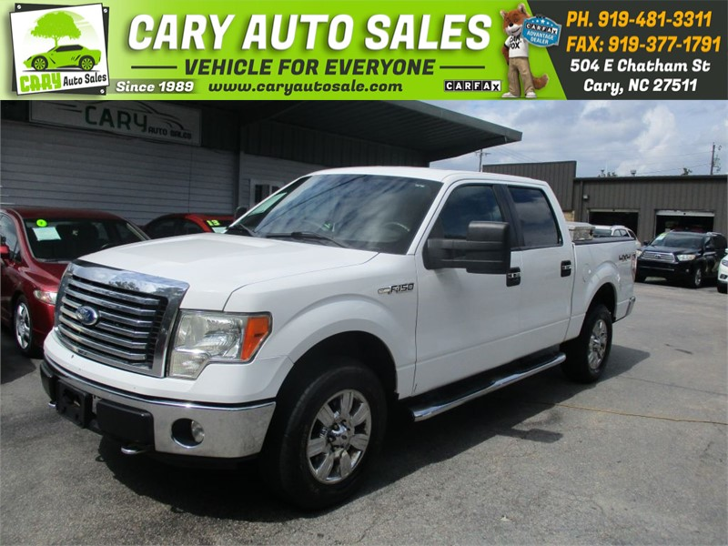 2011 FORD F150 XLT SUPERCREW OFF ROAD for sale by dealer