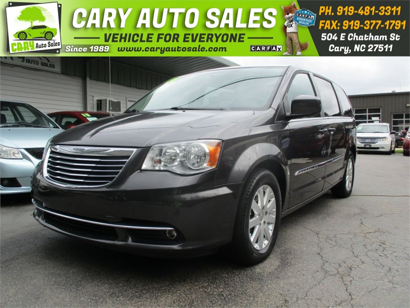 2016 CHRYSLER TOWN & COUNTRY TOURING LWB for sale by dealer