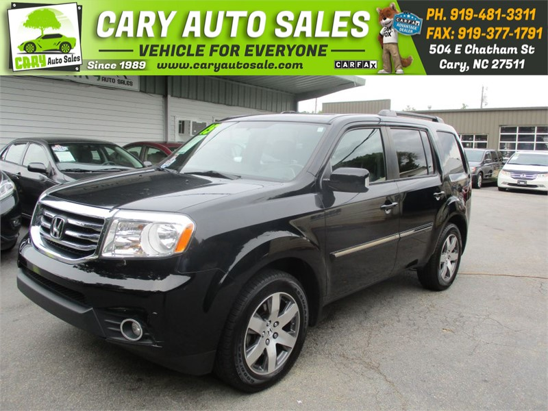 2015 HONDA PILOT TOURING for sale by dealer