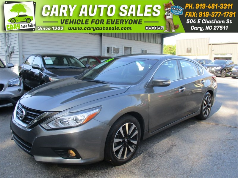2018 NISSAN ALTIMA 2.5 SL for sale by dealer