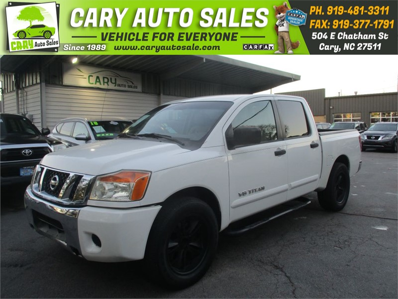 2009 NISSAN TITAN XE for sale by dealer