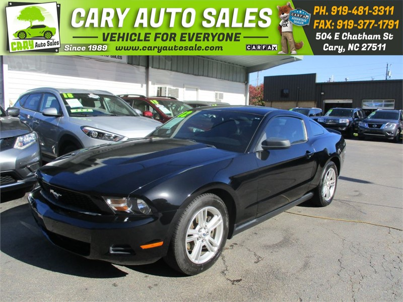 2012 FORD MUSTANG Premium for sale by dealer