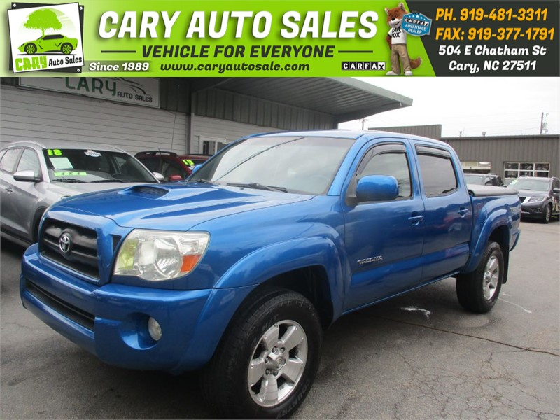 2008 TOYOTA TACOMA DOUBLE CAB PRERUNNER for sale by dealer