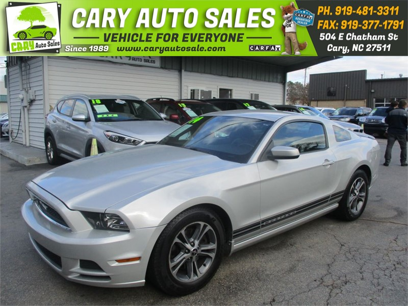 2014 FORD MUSTANG for sale by dealer