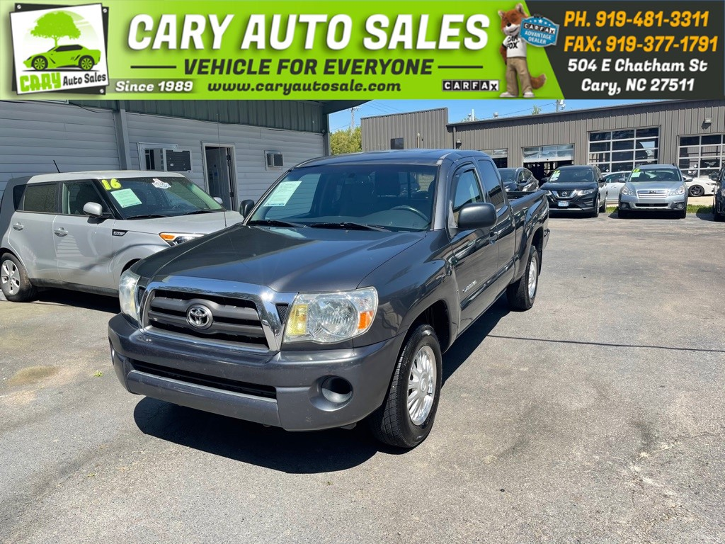 2009 TOYOTA TACOMA ACCESS CAB SR5 for sale by dealer